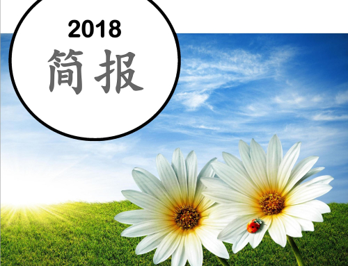 2018 简报